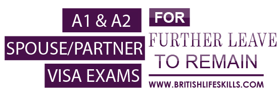 B1 English test CEFR SELT UK Spouse visa English test A1 A2 - B1